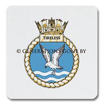 HMS TIRELESS PLACEMAT