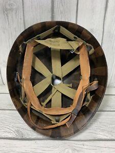 WWII Infantry M1 Helmet Liner Westinghouse Gem Dandy