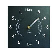 Ashortwalk Tide Clock - displays tide times, wall mounted