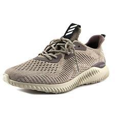 Adidas Alphabounce Engineered Mesh Men US 12 Tan Sneakers