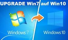 Code für Update Upgrade: Windows 7 Home Pro Ultimate zu Win 10 Professional Key