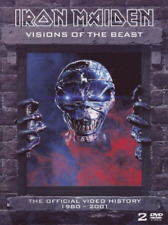 Iron Maiden: Visions of the Beast  - PAL/ Region 2 - NEW