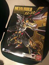 Bandai Metal Build Gundam Astray Gold Frame Amatsu Mina Brand New Sealed Mint