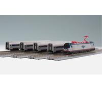 Kato 10-710-2 Amtrak Acs-64 & Amfleet I Coach 5 Cars Set - N