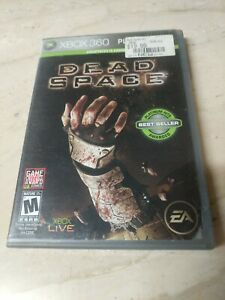 Dead Space Microsoft Xbox 360 EA Electronic Arts  Dolby Digital  Mature