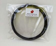 12m (0,5€/lfd.m) MSV Focus-Hex 1,23mm schwarz - besser als RPM Blast*