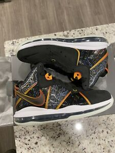 Size 8 - Nike Lebron 8 Space Jam - New in Hand