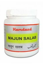 2 x 60gms Hamdard Majun Salab for Men E.D, low sperm count Free Shipping
