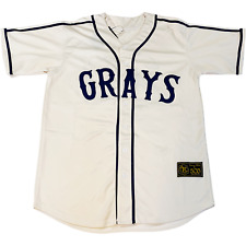 Homestead Grays Customized Baseball Jersey Negro Leagues