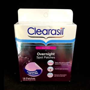 Clearasil Stubborn Acne Control 5in1 Pimple Patch 18 Count EXP 5/2022
