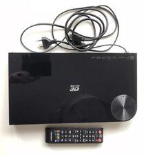 Samsung, 3D Blu-Ray Disc Player, BD-F5500, Schwarz, mit Fernbedienung
