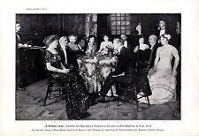 C. Ruge New Yorker Theater Jardin de Paris Hackett- Theater O. Nethersole...1909