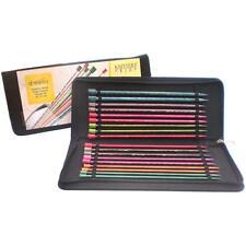 "Knitting Needles DREAMZ Straight Needle Set Knitters Pride 10"""