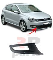 Support Grille en bas à gauche pour VW Polo 02 9n 9rv