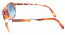 Persol 714/SM Sunglasses 714SM Steve McQueen 96S3 Blue Polarized Authentic 54m