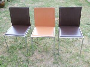 3 Calligaris Design Stühle Italy