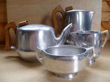 Post - 1940 Tea/Coffee Pots/Set Antique Silver Plate