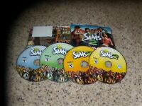 The Sims 2 (PC, 2004) Game with key