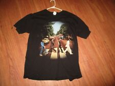 Beatles Abbey Road Shirt Original 2006 Concert Tour Shirt Vintage Adult Xl