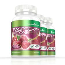 Raspberry Ketone Plus 180 Capsules High Strength Weight Loss Evolution Slimming