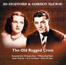 JO STAFFORD & GORDON McCRAE THE OLD RUGGED CROSS CD ALBUM (2001)