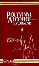 Polyvinyl Alcohol by Finch Hardcover Book (English)