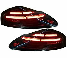 SMOKED LED TAIL LIGHTS + DYNAMIC TURN SIGNALS PORSCHE BOXSTER 986 1996-2004