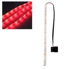 1 X modding PC Case LED strip light 30cm LED long molex connector 4 Color