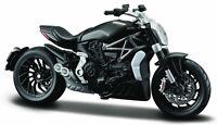 Bburago 1:18 Ducati XDiavel S MOTORCYCLE BIKE DIECAST MODEL NEW IN BOX