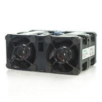 HP 489848-001 / 532149-001 Dual Server Fan Assembly for ProLiant DL360 G6 360 G7