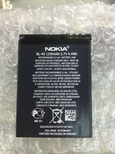 1x New Battery For Nokia BL 4D N97 mini N8 E5-00 BL-4D 1200mAh
