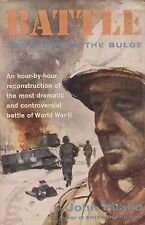 The Battle of the Bulge by John Toland (US Army ETO) (1959 HB)