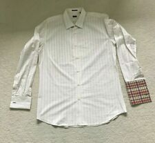 Paul Smith LONDON LS Stripe Shirt tartan inside cuff
