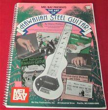 THE ART OF THE HAWAIIAN STEEL GUITAR - Stacy Phillips - 1991 - PB