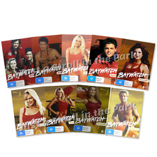 Baywatch: 1990s TV Series Complete Seasons 1 2 3 4 5 6 7 8 9 Box/DVD Set(s) NEW!