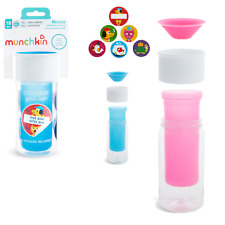 Munchkin My Miracle 360 Insulated Personalised Cup - NEW