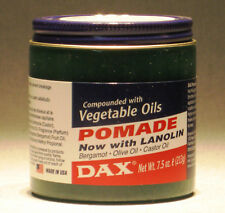 DAX - Pomade Haar Creme Componded with Vegetable Oils- and Lanolin  397 g