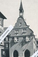 Lahr - Rathaus - um 1955 oder früher ? - selten