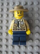 Lego SWAMP POLICE Officer Ranger from 5004076 Target Exclusive