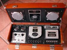 "SPIRIT OF ST LOUIS STEREO CD RADIO BOOM BOX CASSETTE PLAYER AM/FM  ""RETRO CHIC""!"