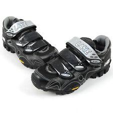 Lake MX 165W Black Mountain Cycling Shoes Size 36