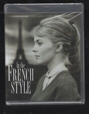 In the French Style (Twilight Time, Blu-ray) FACTORY SEALED Limited to 3000