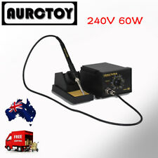 60W SOLDERING IRON STATION Japanese Heating Element Digital ESD Safe YH936A OZ