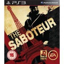 El saboteador (Sony Playstation 3, 2009)