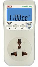 Meco Energy Meter - PG07 Killawatt Energy Metering, Power Guard, Kill A Watt