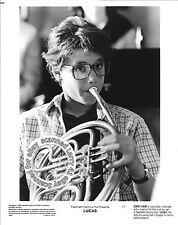 Lot of 2, Corey Haim, Kerri Green MINT stills LUCAS (1986) Charlie Sheen