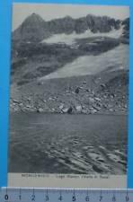 cartolina- Piemonte Moncenisio Lago Bianco Torino- 6312