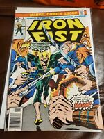 Iron Fist #9 John Byrne Marvel Comics