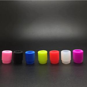 [2 Pack] 810 Silicone Drip Tip Vape Mouthpiece SMOK TFV12 Prince