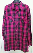 carhartt camicia flanella vintage tg.s bluse shirt carhartt